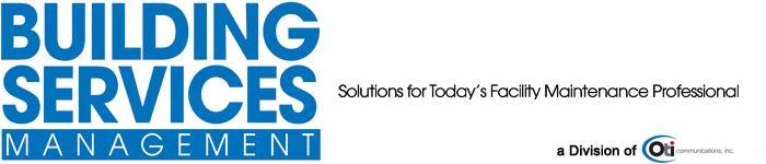 building services management logo