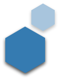 another group of hexagons
